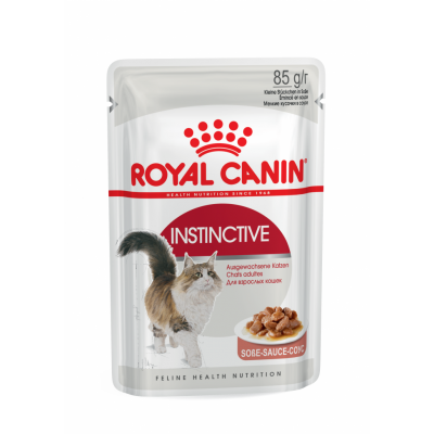 Royal Canin Instinctive в соусе 85 г