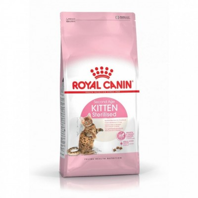 Royal Canin Kitten Sterilised 400 г