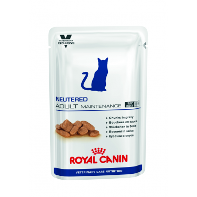 Royal Canin Neutered Cat Adult Maintenance 100 г