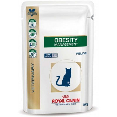Royal Canin Obesity Feline Pouches 100 г