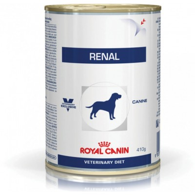 Royal Canin Renal Canine Cans 410 г