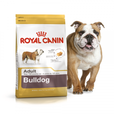 Royal Canin Bulldog Adult 3 кг