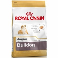 Royal Canin Bulldog Junior 3 кг