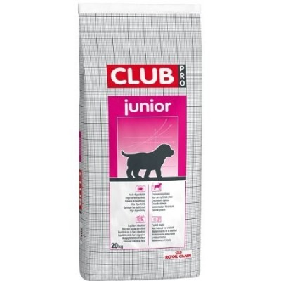 Royal Canin Club Pro Junior 20 кг