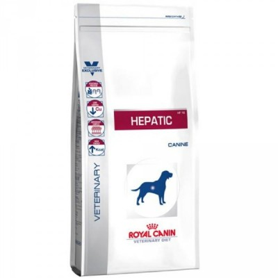 Royal Canin Hepatic Canine 12 кг