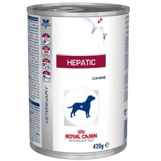 Royal Canin Hepatic Canine Cans 420 г