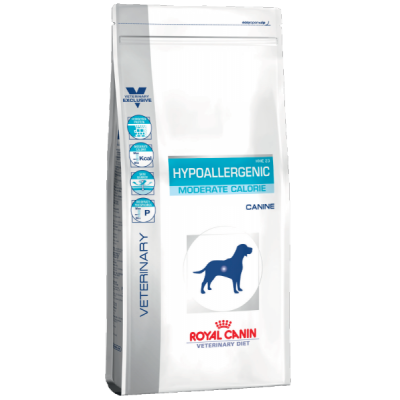 Royal Canin Hypoallergenic Moderate Calorie Canine 14 кг