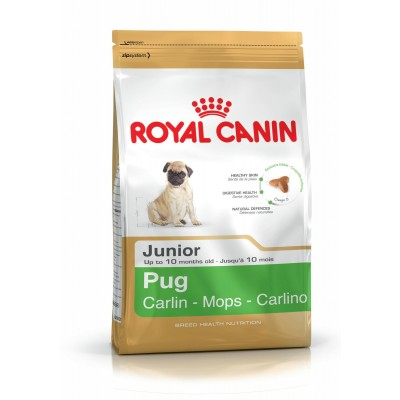 Royal Canin Pug Junior 1,5 кг