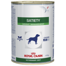 Royal Canin SATIETY WEIGHT MANAGEMENT  CANINE Cans  410 г