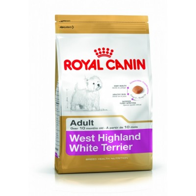 Royal Canin Westie Adult 3 кг